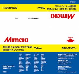 Mimaki TP250 Yellow