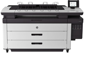 Hewlett-Packard Инженерная система HP PageWide XL 4500 MFP