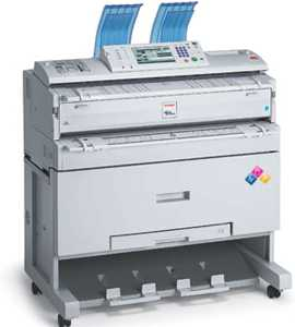 Ricoh Инженерная система Ricoh Aficio MP W2401